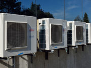 HVAC - air conditioner global warming summer hot