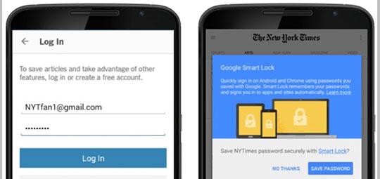 Google Identity Program 2