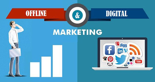 Offline Digital Marketing Advertising