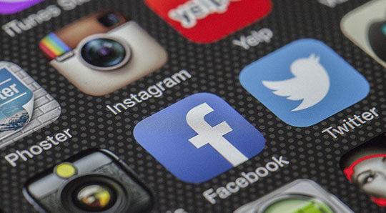 twitter-facebook-instagram-social-media