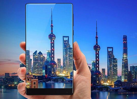 Xiaomi Mi MIX 4G Bezel-less Smartphone - Feature Review