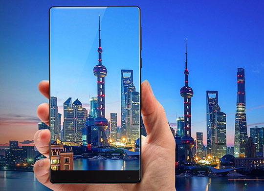 Xiaomi Mi MIX 4G Bezel-less Smartphone - Feature Review