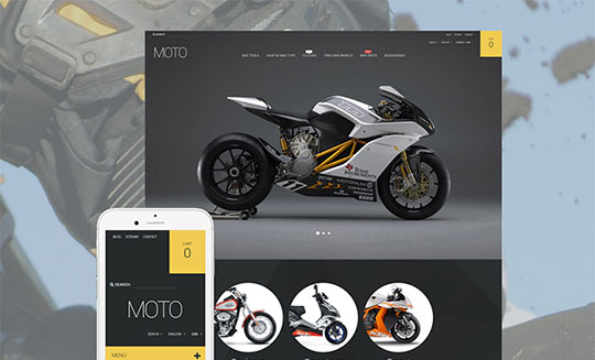 Car Templates - 57832-TemplateMonster