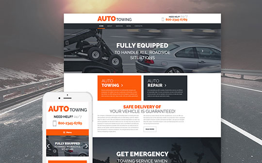 Car Templates - 58528-TemplateMonster