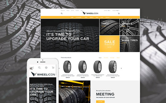Car Templates - 58982-TemplateMonster