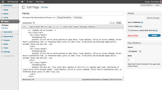 Build-Responsive-WordPress-Theme-Bootstrap-6