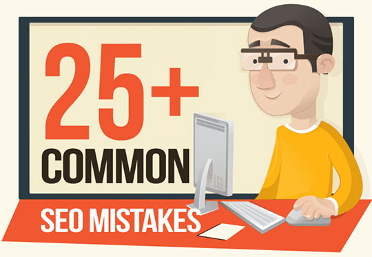 common-seo-mistakes-infographic-featured