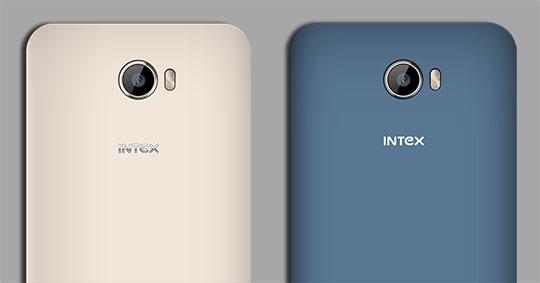Intex Aqua 5.5 VR Smartphone