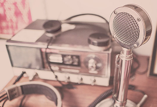 audio receiver sound speaker radio microphone