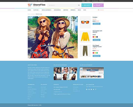 storeflex-lookbook-page