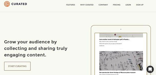 7 Brilliant Tools That You Can Use for Curating Content - Curated.co