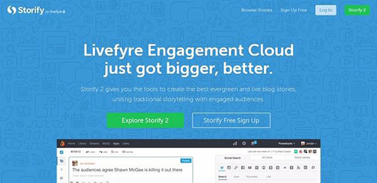 7 Brilliant Tools That You Can Use for Curating Content - Storify