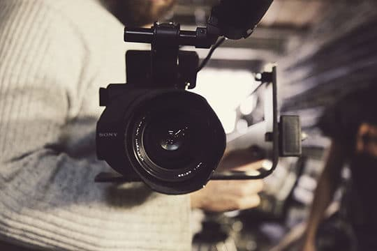 camera lens photo recording sony product video marketing
