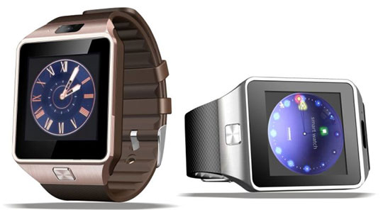 DZ09 Smartwatch Phone