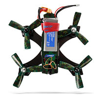 JJRC-JJPRO---P130-Battler-130mm-RC-Racing-Quadcopter---ARF-----ARMY-GREEN-CAMOUFLAGE
