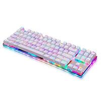 Motospeed-K87S-Mechanical-Keyboard-----ALL-WHITE