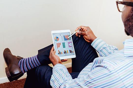 advertising analytics analysis tools business chart data statistics technology