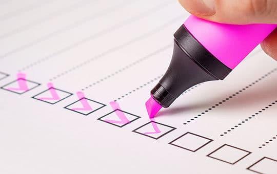 check-list-form-survey-plan-tasks-project-management