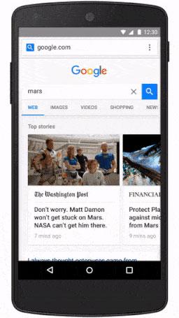 google-mobile-view