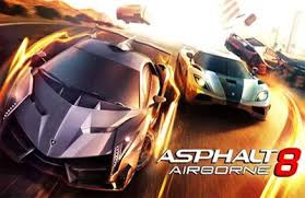 Asphalt 8 Airborne - Android Multiplayer Games
