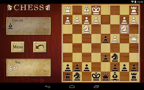 Chess-Free - Android Multiplayer Games
