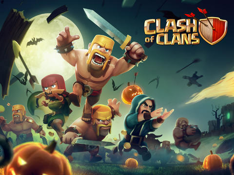 Clash of Clans - Android Multiplayer Games