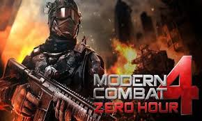 Modern Combat 4 Zero Hours - Android Multiplayer Games