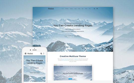 Modicate-Responsive-HTML-Website-Template