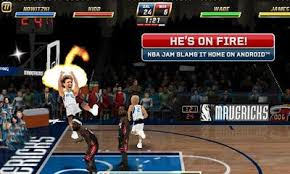 NBA Jam - Android Multiplayer Games