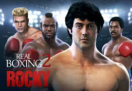 Real Boxing 2 Rocky - Android Multiplayer Games