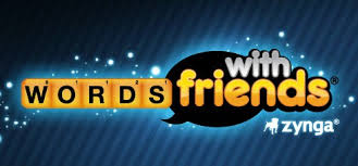 Words with friends - Android Multiplayer Games