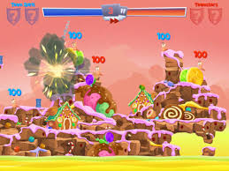Worms 4 - Android Multiplayer Games