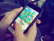 candy crush - device - gadget - game - HTC mobile phone - smartphone - touchscreen