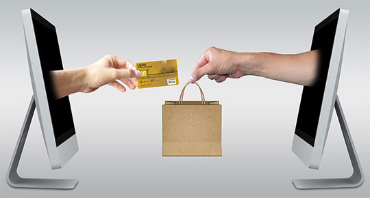 ecommerce online store sale payment shopping cart - SMS Marketing