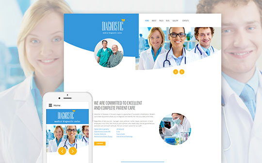 Diagnostic-Medical-Center-Joomla-Theme