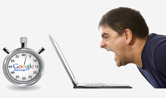 Google-SEO-Ranking-Slow-Page-Speed