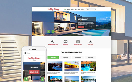 Holiday-Homes-Real-Estate-Joomla-Template