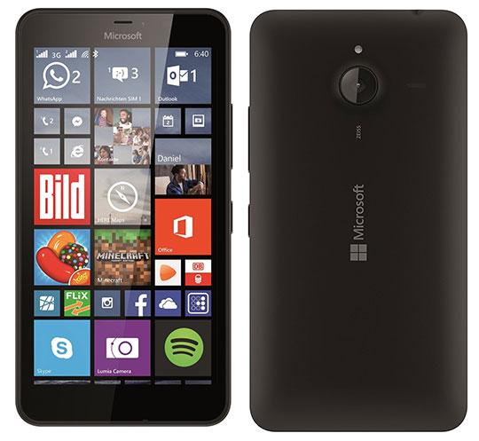 Microsoft Lumia 640 XL 8GB Unlocked GSM Quad-Core Windows Smartphone