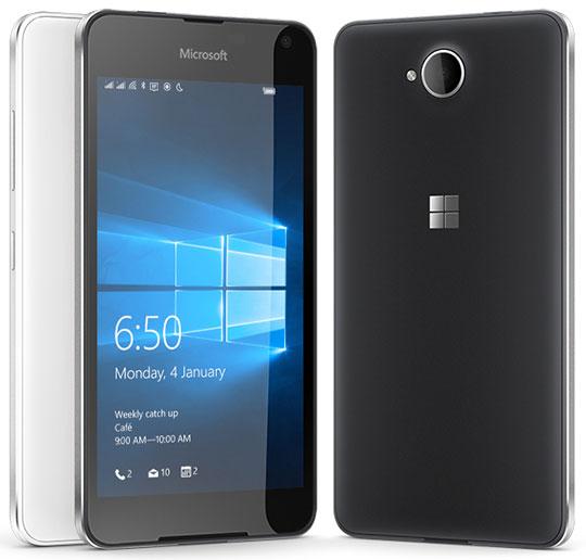 Microsoft Lumia 650 (RM-1154) Unlocked International Windows Smartphone