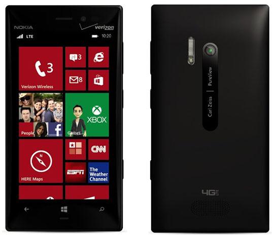 Nokia Lumia 928 32GB Unlocked GSM 4G LTE Windows Smartphone