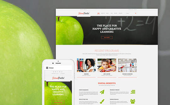 School-Portal-Education-Joomla-Theme