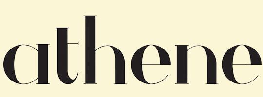 athene-font