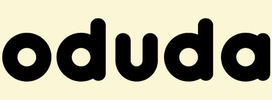 oduda-font-logo-design