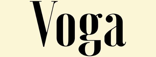 voga-font-logo-design