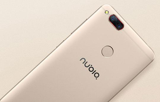 Nubia Z17 Mini 4G Smartphone - 1