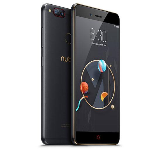 Nubia Z17 Mini 4G Smartphone - 2