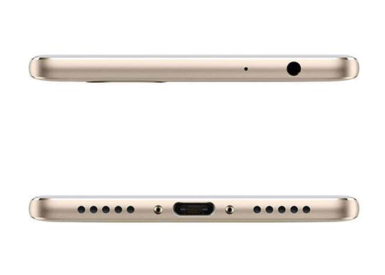 Nubia Z17 Mini 4G Smartphone - 5