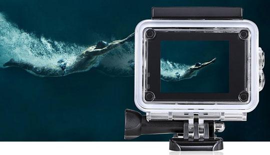 The ODRVM 4K Action Camera – 2