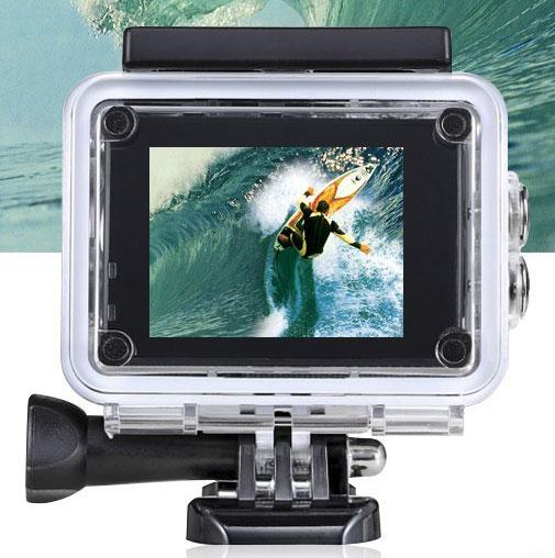 The ODRVM 4K Action Camera – 3
