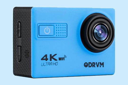 ODRVM 4K Action Camera
